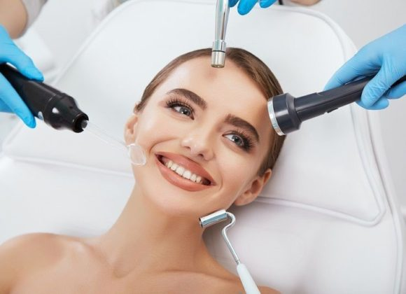 Galvanic Facial Treatments