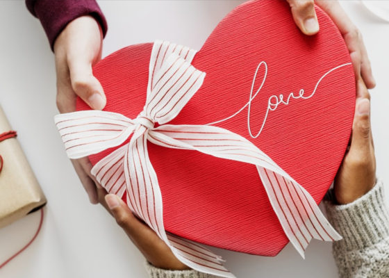 5 Relaxing Last Minute Valentine's Day Gifts